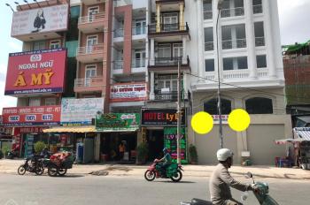 Bán nhà MT Nguyễn Cửu Đàm, 6x21m, 1 hầm, 6 lầu, gần Tân Sơn Nhì, 21 tỷ
