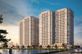 Căn hộ 2PN đầy đủ nội thất, cách bờ hồ 15 phút chạy xe, giá chỉ 900 triệu/căn