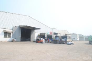 Cho thuê nhà xưởng giá từ 33,000 VNĐ/m2 chưa VAT, khu đất từ 10000m2 đến 80000m2 xây nhà máy