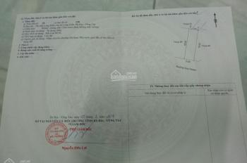Đất tái định cư thị trấn Long Điền BRVT DT 5x18m, thổ cư 100% hướng nam, giá 1 tỷ 200tr. 0937067578