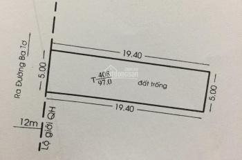 *Bán trả nợ* nhà cấp 4 MT đường 12m chỉ 52tr/m2, bán giá đầu tư - 0908864883