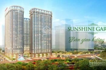 5 căn hộ giá gốc tốt nhất tại Sunshine Garden, chiết khấu 6%+2%, tặng 150tr, miễn 2 năm phí DV