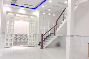 Bán nhà mới 1 lầu gần mặt tiền đường Phạm Thế Hiển, Phường 7, Quận 8. LH: 0949 410 410 Mr Hòa