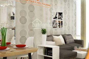 Cho thuê căn 70m2, tầng trung, full nội thất giá 8.5tr/th, LH: 0911087486