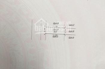Bán liền kề 3 ô 11 khu đô thị Xa La, DT 75m2, giá 4.65tỷ