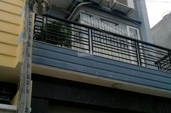 Nhà sổ hồng Tân Hòa Đông, Trương Phước Phan, 6m x 12m đúc 3,5 tấm, đường 6m. Tel: 0902478368 A Dũng