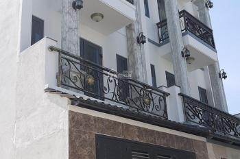 Bán nhà hẻm xe hơi 854// Thống Nhất, Phường 15, quận Gò Vấp, nhà mới xây đẹp, giá rẻ hạt dẻ