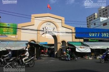 Bán nhà 5x15m = 75m2, MT đường Số 1 chợ Tân Mỹ, Tân Phú, Q7 (kế bên Phú Mỹ Hưng). LH: 0902.487.125