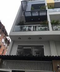 Bán nhà 4 tầng HXH 5m thông đường Thành Mỹ, phường 8, Tân Bình, 3,9x14m giá chỉ 7 tỷ thương lượng