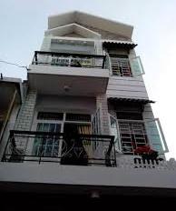 Nhà Cityland - Emart, 5x20m, 1 trệt 3 lầu, kế bên trường học Việt Úc, giá: 15.5 tỷ,