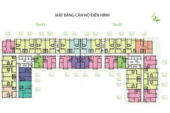 Chính chủ cần bán gấp CH Ecohome Phúc lợi, căn 12109E2, diện tích 67.9m2, giá 17.5tr/m2, 0978027988