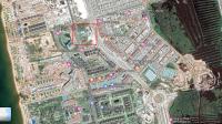 Đất nền xây khách sạn,3 mặt bùng binh trục đường lễ hội to nhất khu Bãi Trường,Diện tích 6500m2