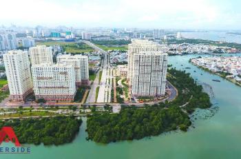 Cho thuê căn hộ nhà mới 100% căn góc Phú Mỹ Hưng Block A1 3 mặt view sông. LH: 0932 157111