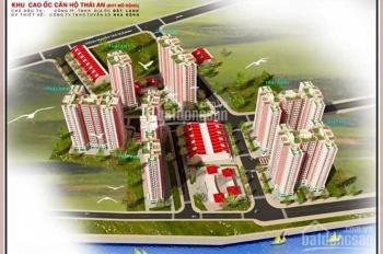 Shophouse tại Thái An 1,2 cần cho thuê, căn hộ 194m2 (gồm trệt + lầu 1). Giá thuê 25 tr/ tháng