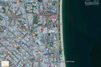 Chính chủ cần bán lô đất hẻm đường Hoàg Hoa Thám cách biển 250m, giá 4 tỷ050 trung tâm Nha Trang