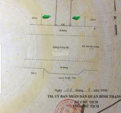 Giá tốt cho đầu tư, bán gấp nhà mặt tiền Vũ Huy Tấn, P3, Bình Thạnh. DT: 4.2x18m, 1 trệt, 3 lầu