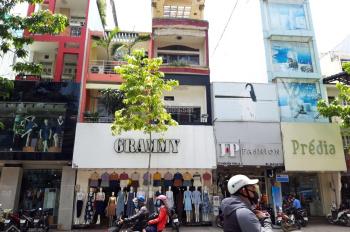 Bán nhà (3.5x17)m, 3 lầu, nhà mặt tiền Nguyễn Tiểu La quận 10, chỉ 13 tỷ