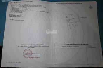 Chính chủ bán đất ở, 117.7m2, Ấp Gành Gió, xã Cửa Dương, Huyện Phú Quốc ĐT: 0918 634 671
