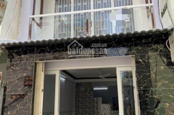 Bán nhà HXH 4m Phạm Thế Hiển, phường 3, quận 8, DT 4,15 x 11m, gồm 1 trệt 1 lầu. Giá 4tỷ1 TL