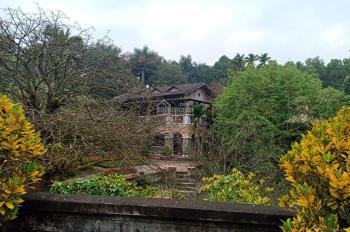 Cần bán hơn 33000m2 khuôn viên nhà vườn đẹp Lương Sơn, Hòa Bình, giáp Hà Nội