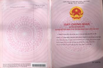 Cần bán 2 lô đất khu C, An Phú An Khánh, (8x16m và 8x20m), giá 105tr/m2