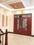 Cho thuê nhà phân lô Yên Lạc - Lạc Trung 50m2*4T nhà 2 mặt tiền gara ôtô bên trong nhà thiết kế hợp