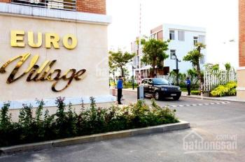Bán biệt thự Châu Âu Euro Village nằm giữa Cầu Rồng và gần cầu Trần Thị Lý