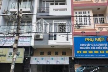 Cho thuê nhà phố Ngô Thị Thu Minh, P2, Tân Bình, DT 80m2 (trệt, 3 lầu) giá 55 tr/th, LH: 0917090077