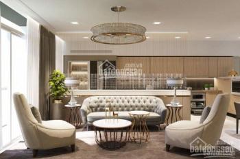 Cho thuê căn hộ Garden Court 2, view Kênh Đào, thiết kế 3 PN, giá 23 triệu/tháng. LH: 0946.956.116