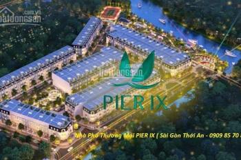 Mở bán biệt thự phố Sài Gòn Thới An- Pier IX quận 12, còn 2 căn view đẹp - LH: 0909857086
