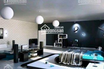 Cho thuê căn hộ Vinhomes Ba Son 160m2 có 4PN, nội thất Châu Âu mới 100%, view sông, 0931.288.333