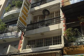Bán GẤP nhà HXH 8m Nguyễn Hữu Cầu quận 1, xây 4 tầng kiên cố chắc chắn CN 86m2, giá 16.4 tỷ