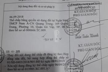 Nhà vườn Củ Chi 5 triệu/m2, xã Tân Thông Hội, Củ Chi 20*50=1000m2
