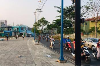 Góc ngã tư đèn giao thông ngay Đầm Sen lề kinh doanh 10m, 6m vị trí đẹp Quận Tân Phú