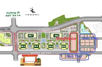 Hot - độc quyền bán tòa M7 dự án Mipec City View - có ảnh mặt bằng M7 Mipec City View Hà Đông