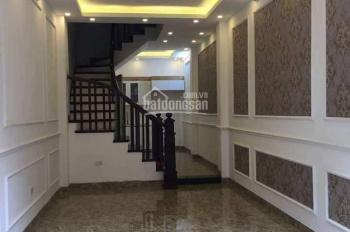 Nhà phân lô phố Lương khanh thiện. Hoàng Mai, ô tô vào nhà,  45m2, 5 tầng. Giá 4.59 tỷ, 0913571773