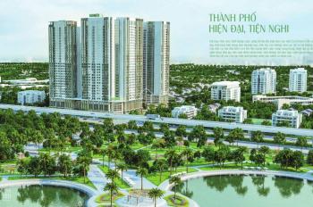 Chính chủ cần bán căn hộ 55m2 thông thủy, Full nội thất tòa nhà ECO Green City Nguyễn Xiển.