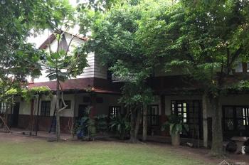 Cần bán biệt thự sân vườn nghỉ dưỡng xã Bình Mỹ, Củ Chi, không gian sống cuối tuần
