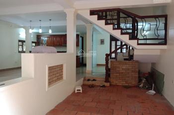 Cho thuê nhà ngõ 200 Nghi Tàm, Tây Hồ, 100m2 x 4 tầng, MT 7m, giá thuê 20 triệu/tháng