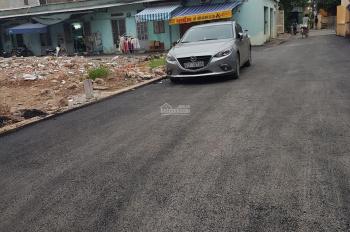 Cho thuê đất, mặt bằng ngang 8m x 18m, hẻm xe tải số 464 Nguyễn Văn Quá, P. Đông Hưng Thuận, Q12