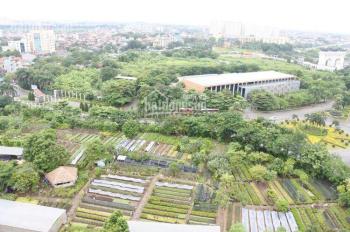 Căn hộ tầng cao, 3 phòng ngủ view vườn hoa tòa E1 - Ciputra Hà Nội, giá 3.7 tỷ. LH: 0966 250 825