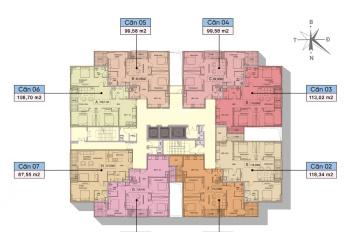 Chính chủ bán căn 05 N03T7 Tây Hồ Goldenland, giá hợp lý. Liên hệ: 0936429625