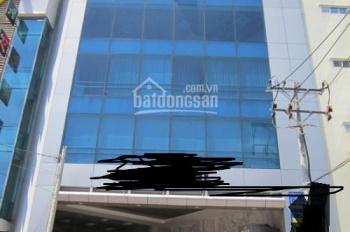 Bán gấp nhà cao ốc 8,1x20,6m 4 lầu, nở hậu L 4x16m, mặt tiền đường Tân Sơn Nhì. Giá: 45 tỷ