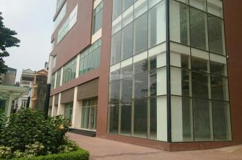 Cho thuê sàn thương mại chân đế chung cư Mandarin Garden 2 Tân Mai làm siêu thị, nhà trẻ,ngân hàng.