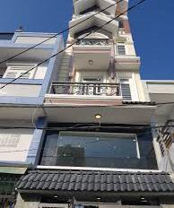 Bán gấp nhà mặt tiền Lê Văn Sỹ, quận 3, DTCN 106m2, nhà 5 lầu giá chỉ 26.5 tỷ, LH 0932776544