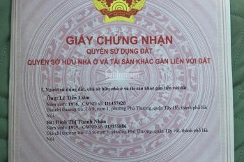 Bán lô đất chính chủ tại khu dân cư mới Nam đường Đinh Điền, Hiến Nam, Hưng Yên