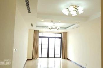 Cho thuê giá rẻ CH tòa R2, CC Royal City 130m2, 3PN, nội thất cơ bản 19 tr/th. 0983.644.102