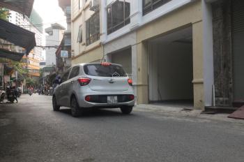 Nhà mặt phố Yên Lạc - Kim Ngưu, 65m2 * 5,5T mới, MT 4,5m, KD, làm văn phòng rất tốt, 9 phòng, 5WC