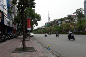 Cho thuê nhà mặt phố Nguyễn Văn cừ 83m2 x 6 tầng, đầu đường 42m, tiện làm VP, công ty. Giá 40tr/th