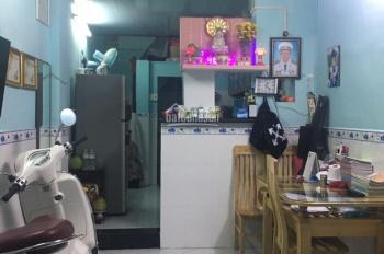 Nhà hẻm 3m Bà Ký, 1 lầu, 2 phòng ngủ, chính chủ